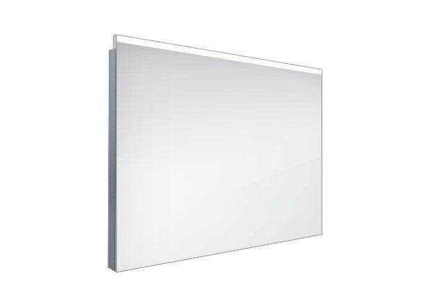 Koupelnové podsvícené LED zrcadlo 800x600 - ZP 8003