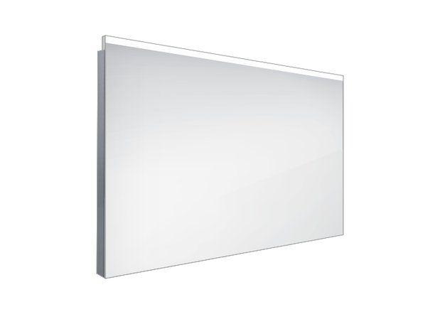 Koupelnové podsvícené LED zrcadlo 900x600 - ZP 8019