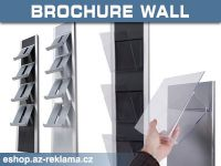 Systém Brochure Wall
