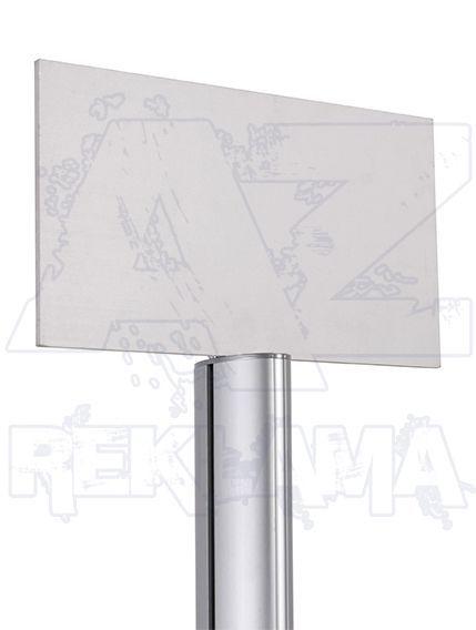 Topkarta pro logo - 280x180 mm vrchní A-Z Reklama CZ