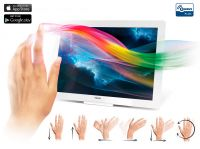Fibaro Swipe – ovládání gesty, Z-Wave Plus, bílý