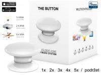 Fibaro Bezdrátové tlačítko, bílé
