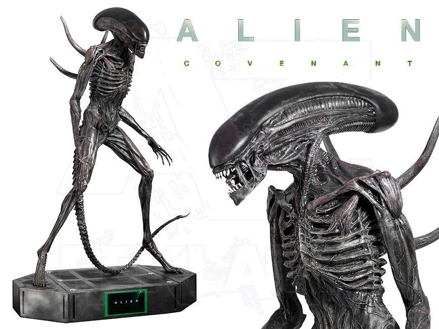 Filmová Figura v životní velikosti - Vetřelec - Alien Covenant