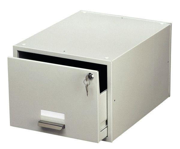 03b76a525f591 DURABLE 335310 - Uzamykatelný kartotékový box pro karty DIN A5