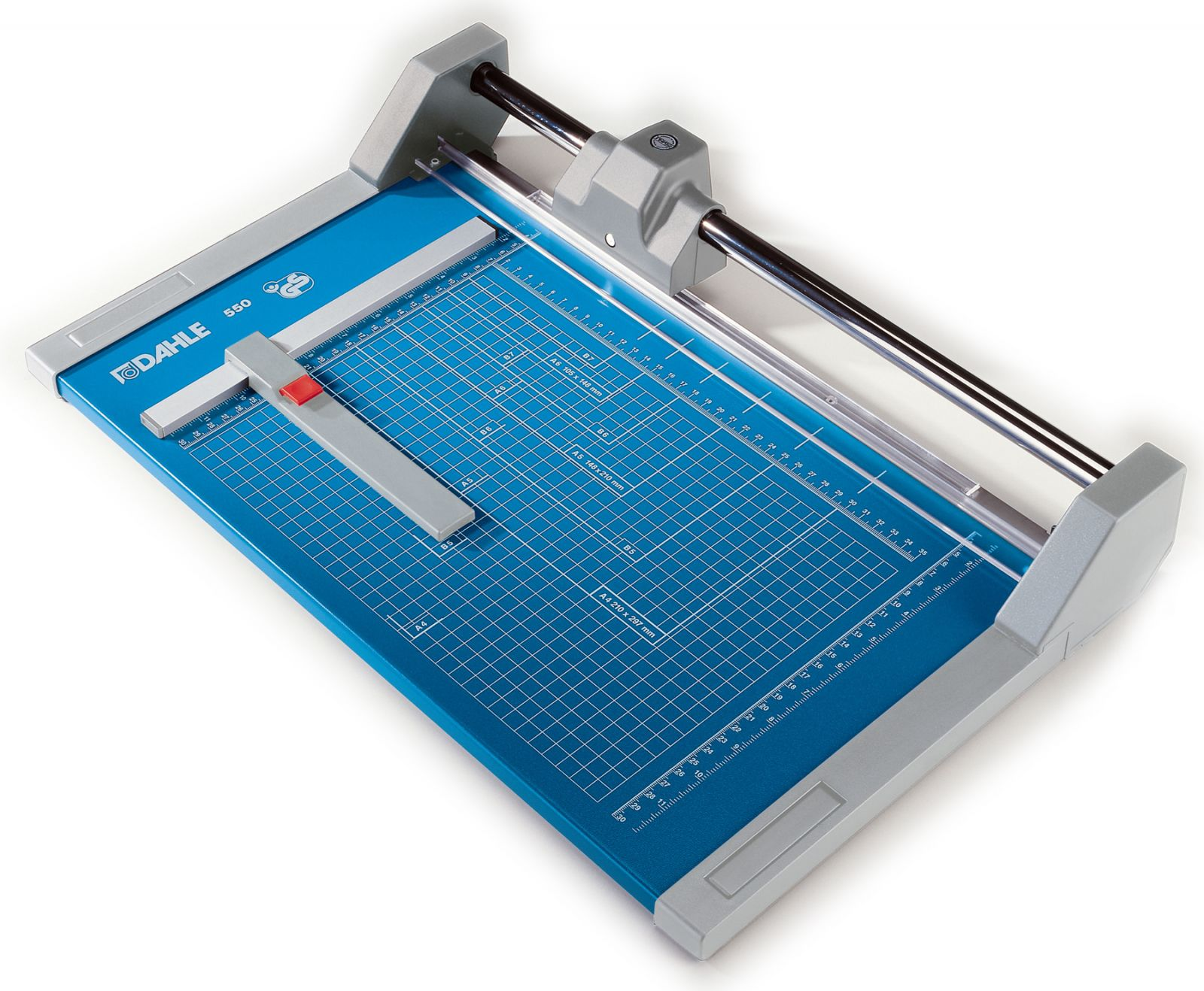 Kotoučová řezačka DAHLE 550 Professional délka řezu 360 mm