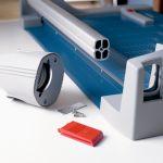 Kotoučová řezačka papíru - DAHLE 440 - délka řezu 360 mm