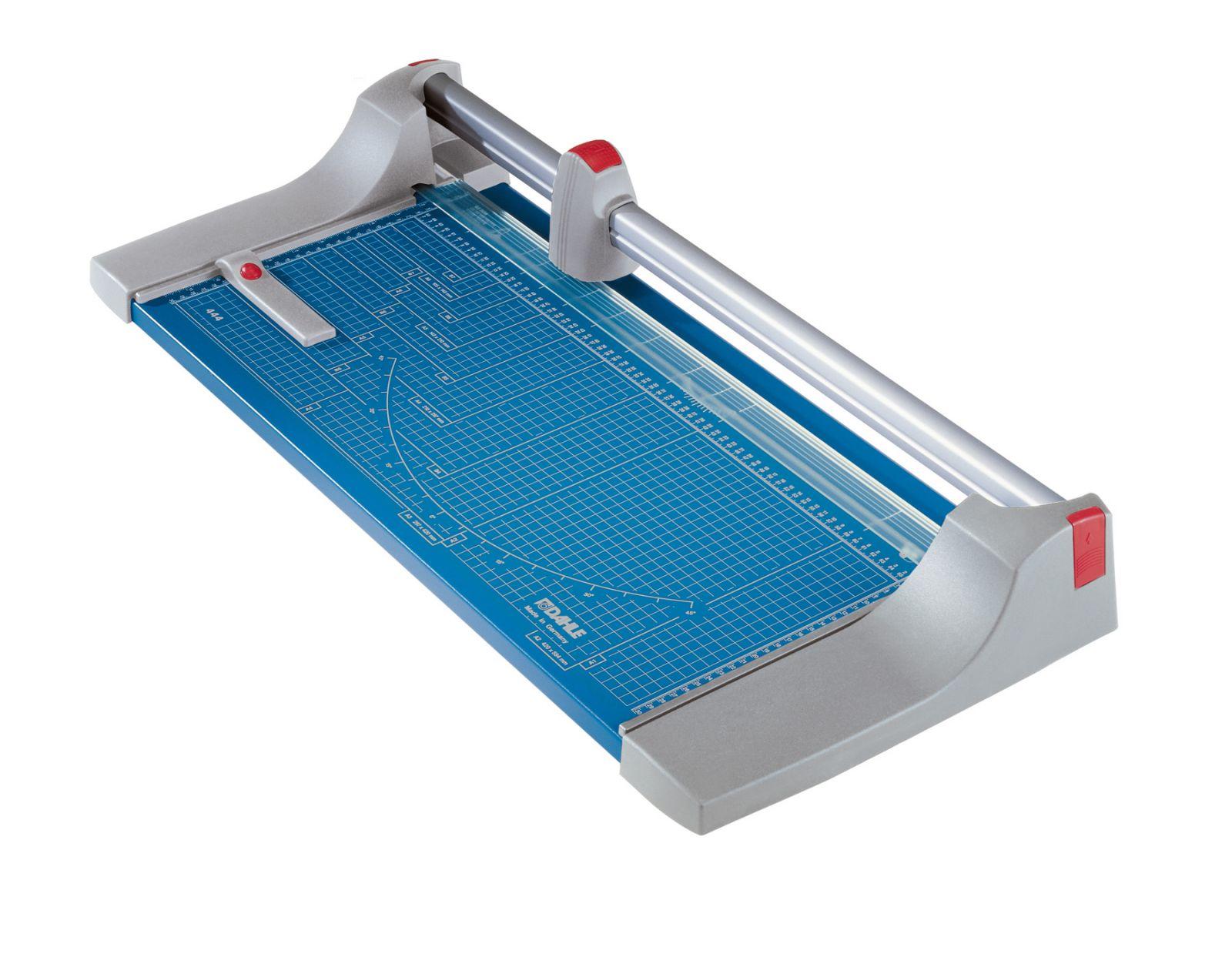 Kotoučová řezačka papíru - DAHLE 444 - délka řezu 670 mm