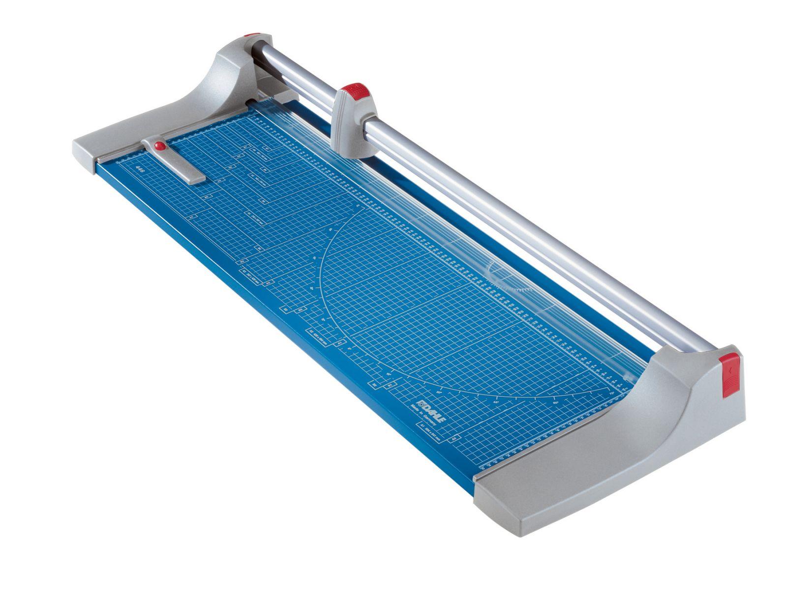 Kotoučová řezačka papíru - DAHLE 446 - délka řezu 920 mm