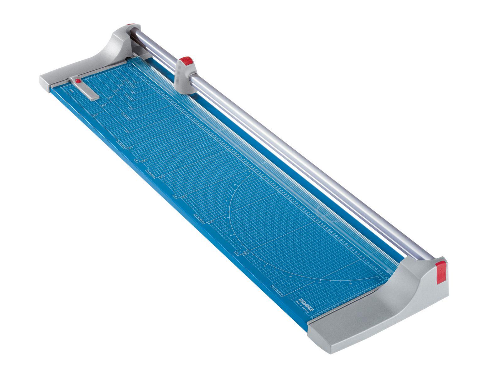 Kotoučová řezačka papíru - DAHLE 448 - délka řezu 1300 mm