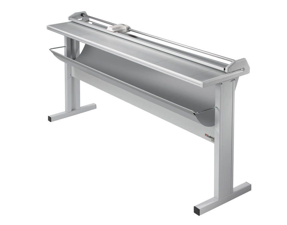 Kotoučová řezačka papíru - DAHLE 450 - délka řezu 1500 mm
