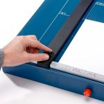 Páková řezačka papíru - DAHLE 517 - délka řezu 550 mm