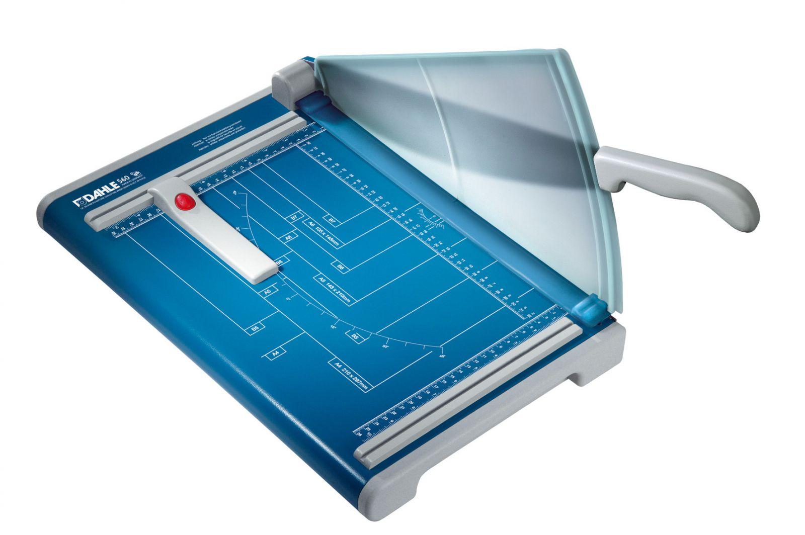 Páková řezačka papíru - DAHLE 560 - délka řezu 340 mm