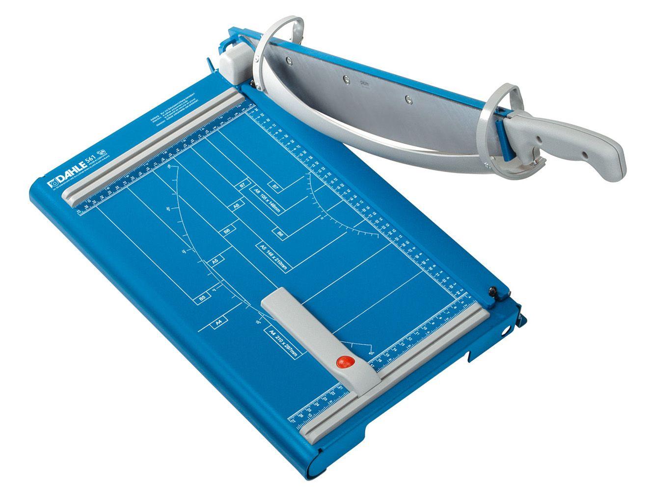 Páková řezačka papíru - DAHLE 561 - délka řezu 360 mm