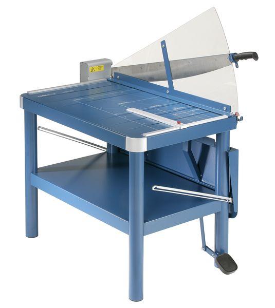 Páková řezačka papíru - DAHLE 580 - délka řezu 815 mm