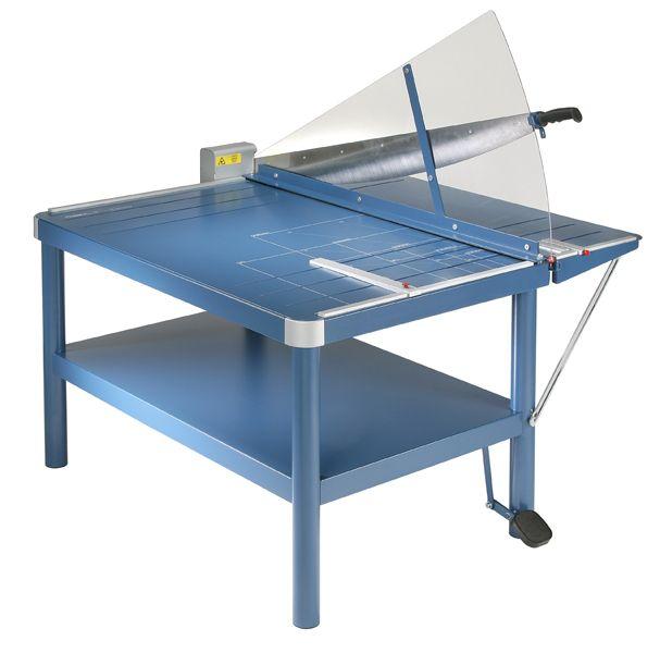 Páková řezačka papíru - DAHLE 585 - délka řezu 1100 mm