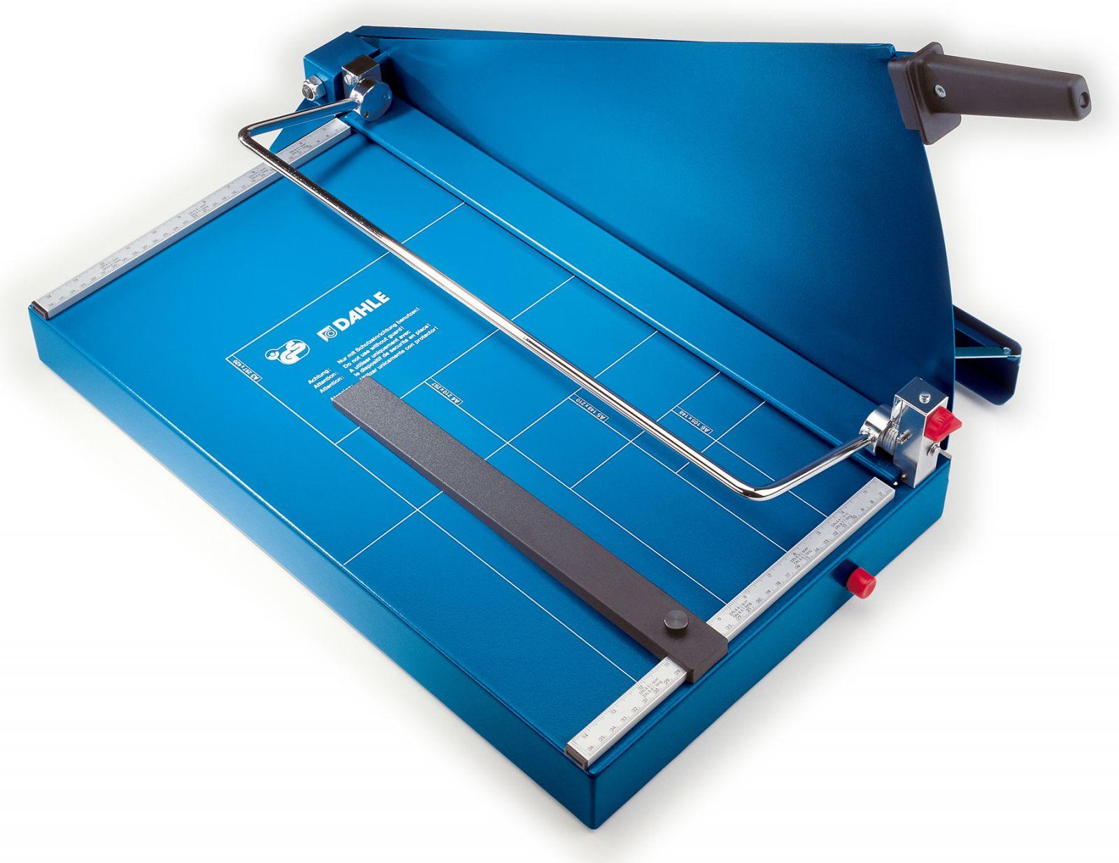 Páková řezačka papíru - DAHLE 587 - délka řezu 550 mm