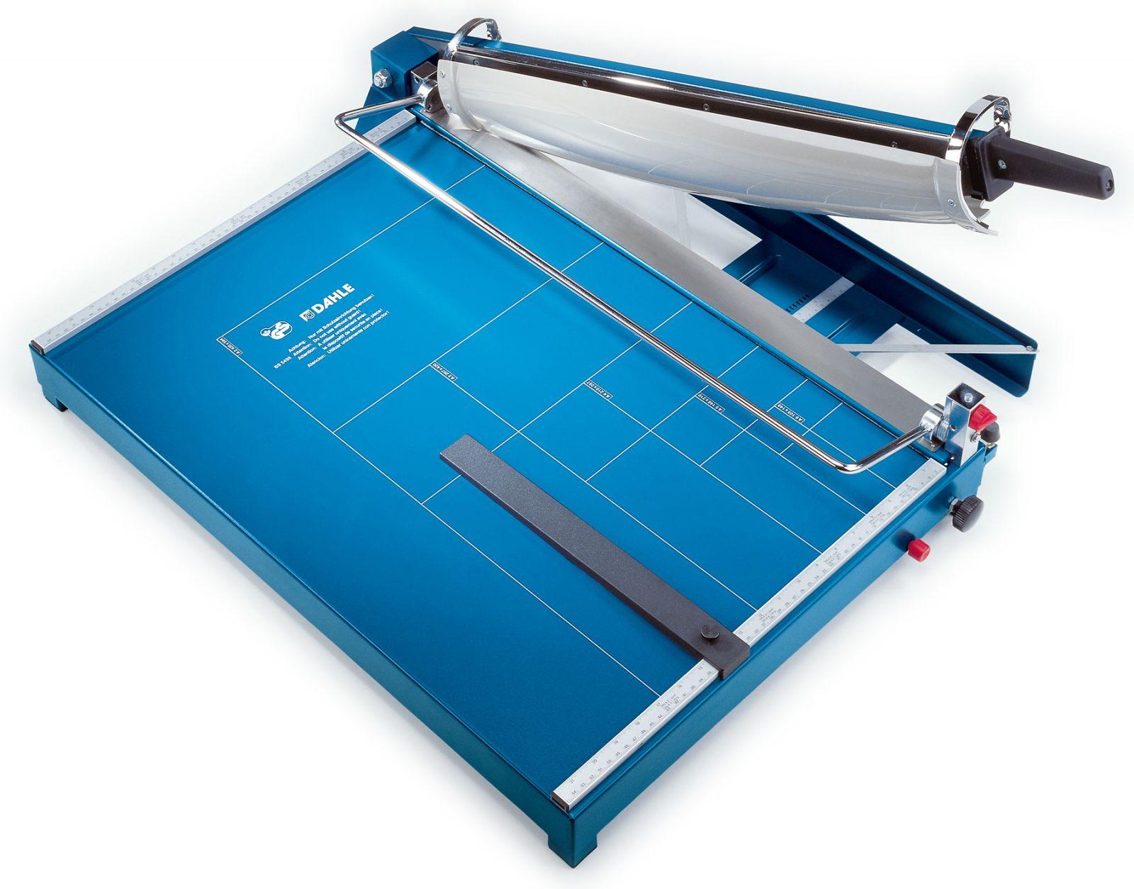 Páková řezačka papíru - DAHLE 597 - délka řezu 550 mm