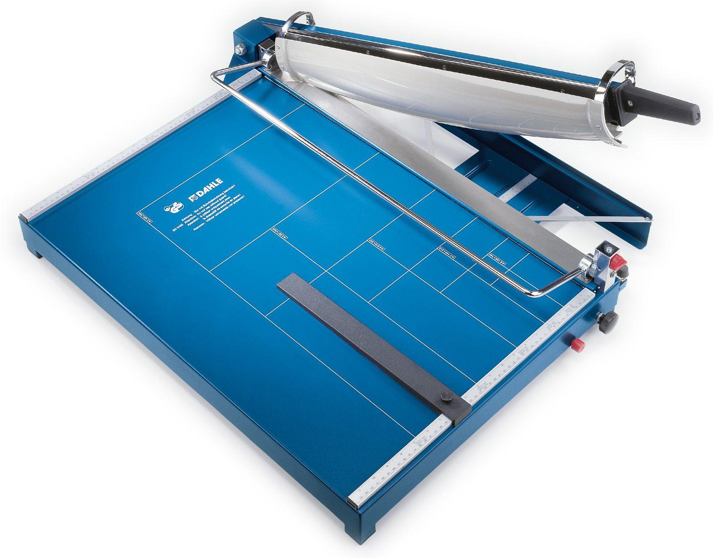 Páková řezačka papíru - DAHLE 599 - délka řezu 700 mm