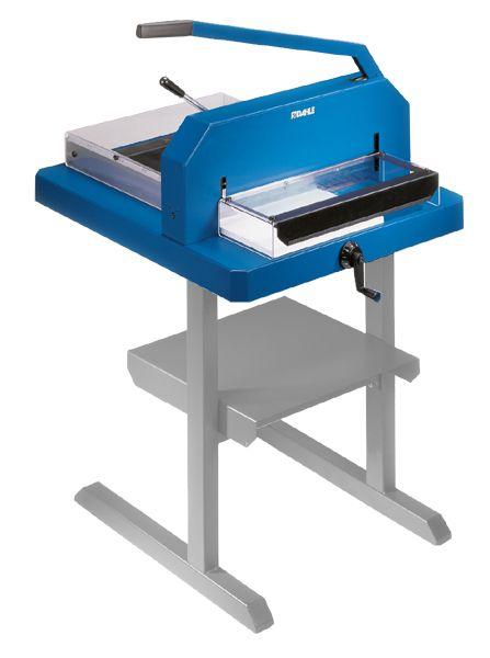 Stohová řezačka papíru - DAHLE 846 - délka řezu 430 mm