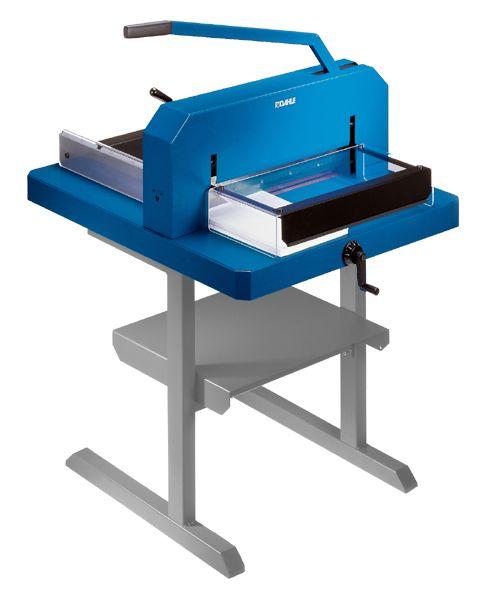 Stohová řezačka papíru - DAHLE 846 - délka řezu 475 mm