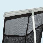 Skládací Textilní síťovaný stojan na letáky 8xA4 A-Z Reklama CZ