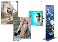 Maxi textilní rámy