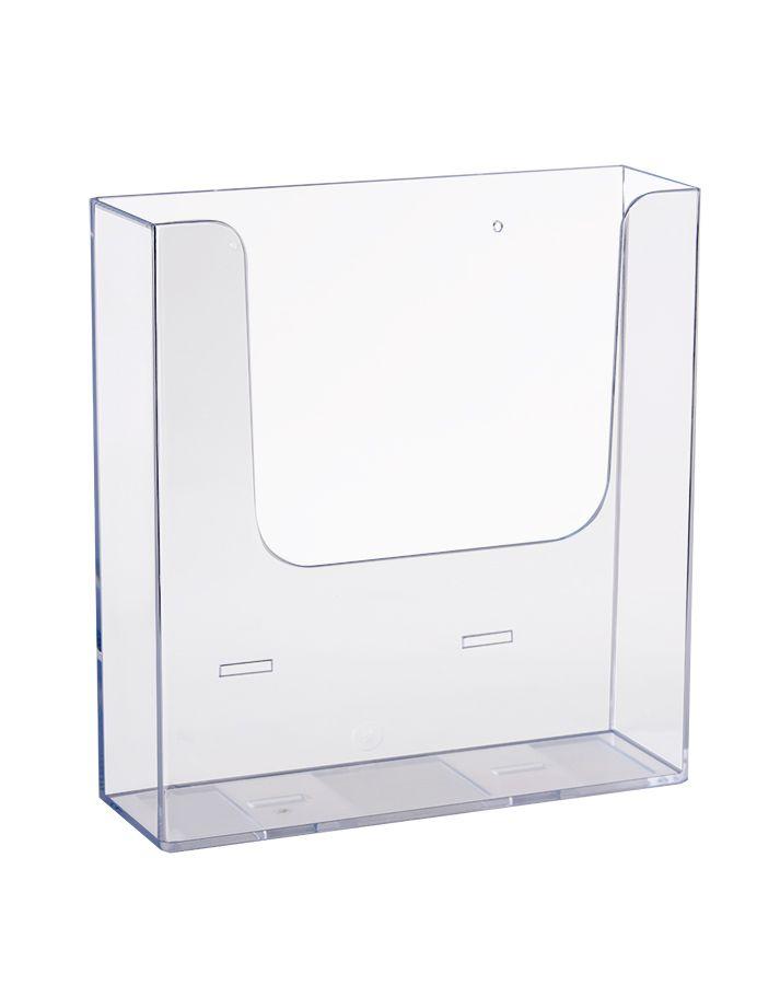 Plastový zásobník A4 na zeď s extra kapacitou A-Z Reklama CZ