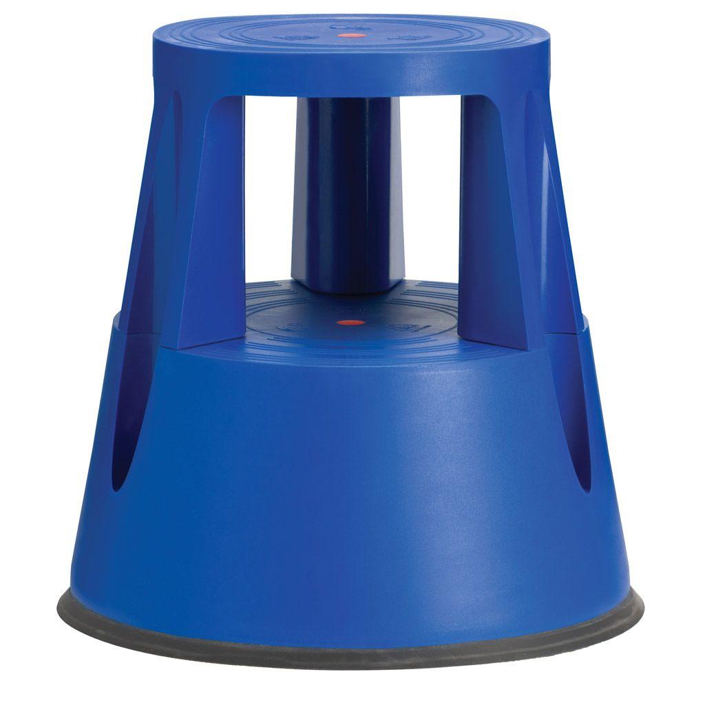 Posuvné plastové stupátko - vysoké 415 mm - Modré A-Z Reklama CZ