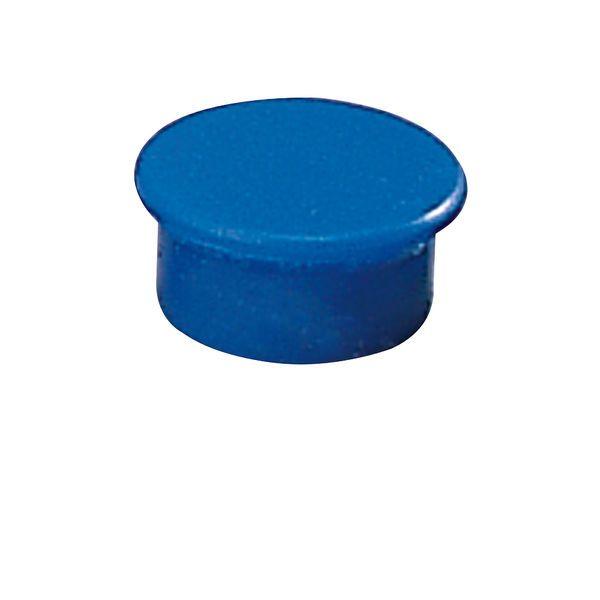 Dahle kancelářský magnet 13 mm - Modrý - Balení 50 ks