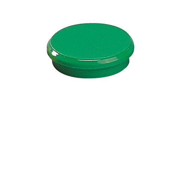 Dahle kancelářský magnet 24 mm - Zelený - Balení 50 ks