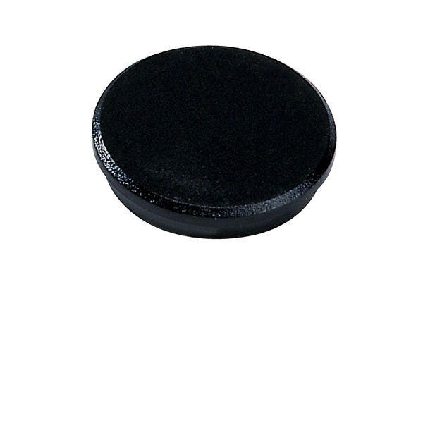 Dahle kancelářský magnet 32 mm - Černý - Balení 50 ks
