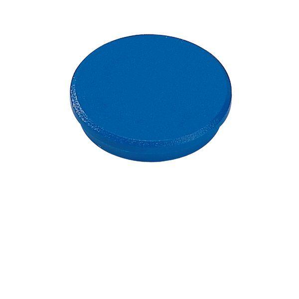 Dahle kancelářský magnet 32 mm - Modrý - Balení 50 ks