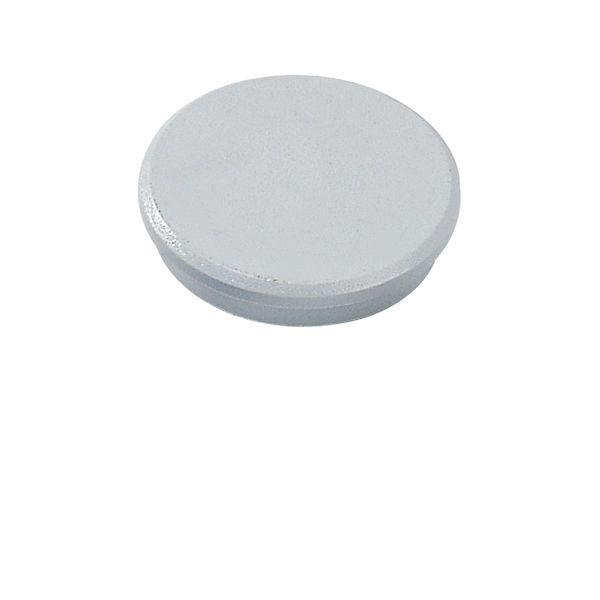 Dahle kancelářský magnet 32 mm - Šedý - Balení 50 ks