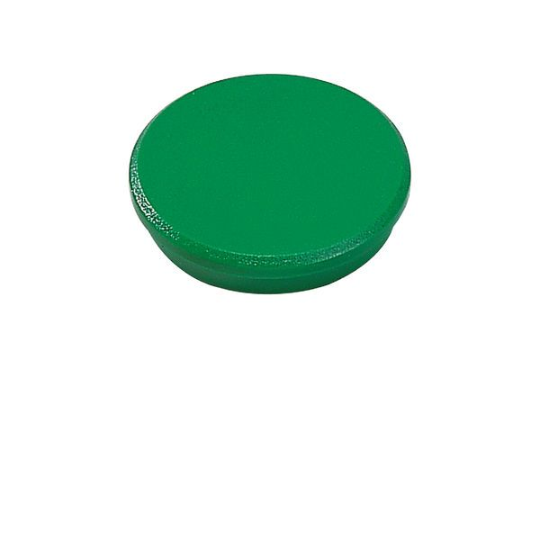Dahle kancelářský magnet 32 mm - Zelený - Balení 50 ks