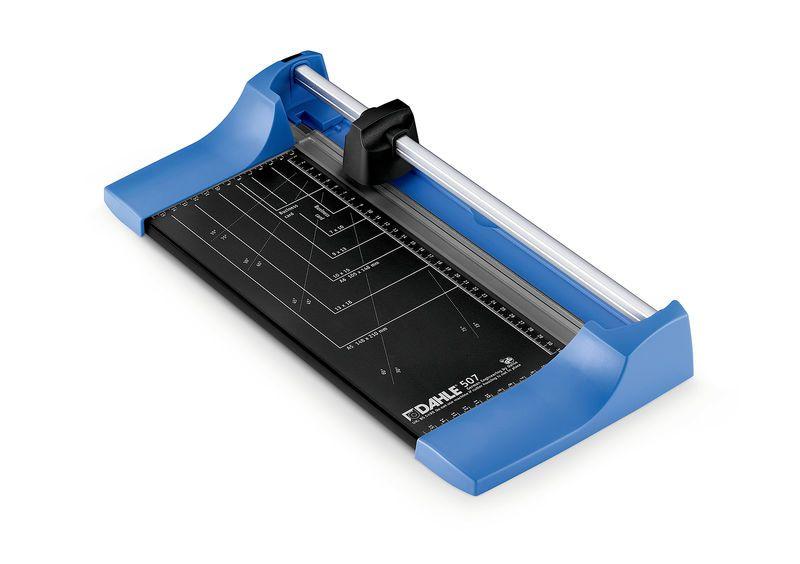Kotoučová Hobby řezačka DAHLE 507 řez 320 mm - Modrá