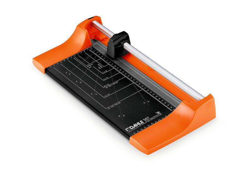 Kotoučová Hobby řezačka DAHLE 507 řez 320 mm - Oranžová