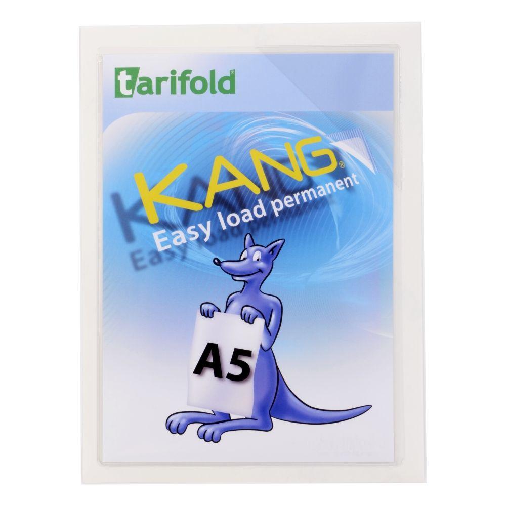 Samolepící permanentní kapsa Tarifold A5, sada 5 ks