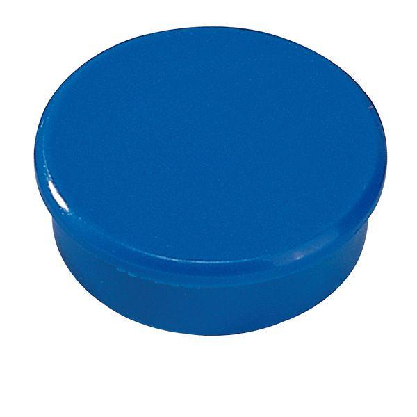 Dahle kancelářský magnet 38 mm - Modrý - Balení 30 ks
