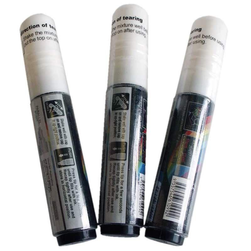 Křídový popisovač tloušťky 10 mm - balení 3 ks - Bílý A-Z Reklama CZ
