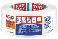 Tesaflex - značkovací páska, 33 m x 50 mm, PVC 180 µm, bílá