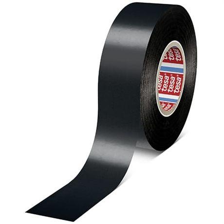 Tesaflex - značkovací páska, 33 m x 50 mm, PVC 180 µm, černá