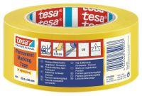 Tesaflex - značkovací páska, 33 m x 50 mm, PVC 180 µm, žlutá