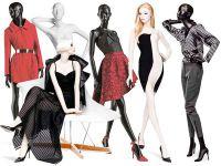 Dámské figuríny Vogue