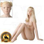 Lia 14 let prolisované vlasy Tělová