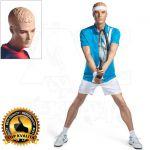 Pánská figurína Sport Tenista 2 - Tělová