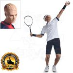 Pánská figurína Sport Tenista 3 - Tělová