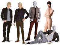 Pánské figuríny Classic