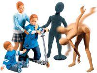 Pohybovatelné dětské