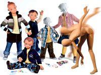 Pohybovatelné Fun Kids