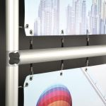 Profil k banerovému systému Omni Frame 1100 mm A-Z Reklama CZ